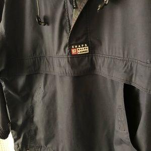 Chaps Ralph Lauren Jackets & Coats - Chaps Ralph Lauren Pullover Hooded Jacket